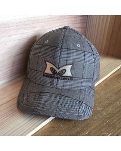 Mavericks Flex Fit Hat in Glencheck