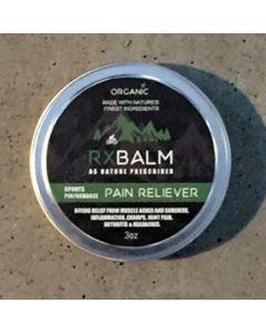 RxBalm Sports Muscle Rub