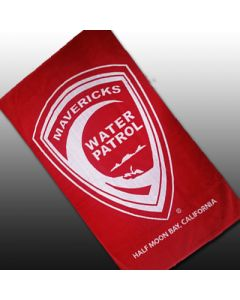 Mavericks Water Patrol Towel
