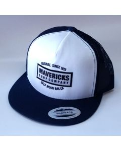 Mavericks Trucker Hat Navy