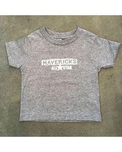 Mavericks All Star Toddler Tee