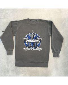 Blue Star Crew Neck Sweatshirt