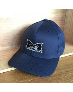 Mavericks Flex Fit Hat in Navy