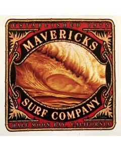 Mavericks Eye Sticker