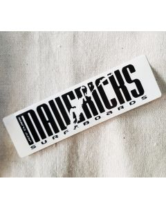 Mavericks Crest Sticker