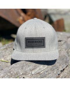 Mavericks Premium FlexFit Wool Hat - Gray