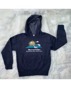 Youth Sunset Tube Pullover Hoodie