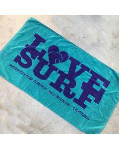 Love Surf Towel