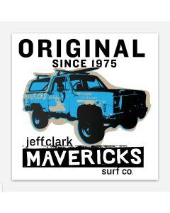 Mavericks K5 Blazer Sticker